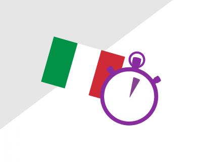 3 Minutes Italian