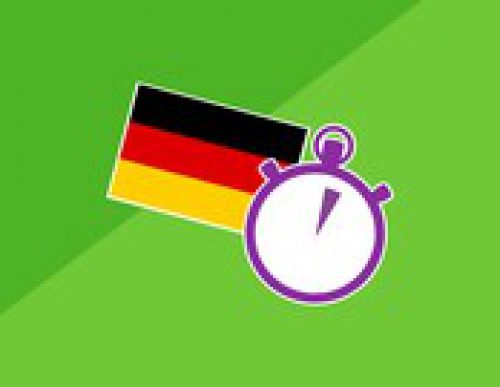 Learn the German Language in Just 3 Minutes