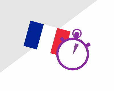 3 Minutes French