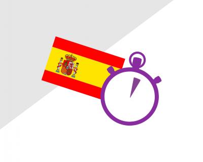 3 Minutes Spanish