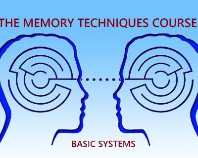 The Memory Techniques Course
