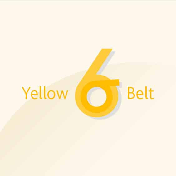 Six Sigma Yellow Belt Masterclass New Course