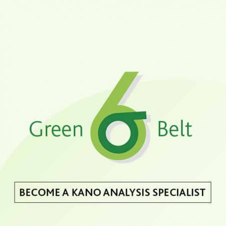 Six Sigma Green Belt: Become a Kano Analysis Specialist
