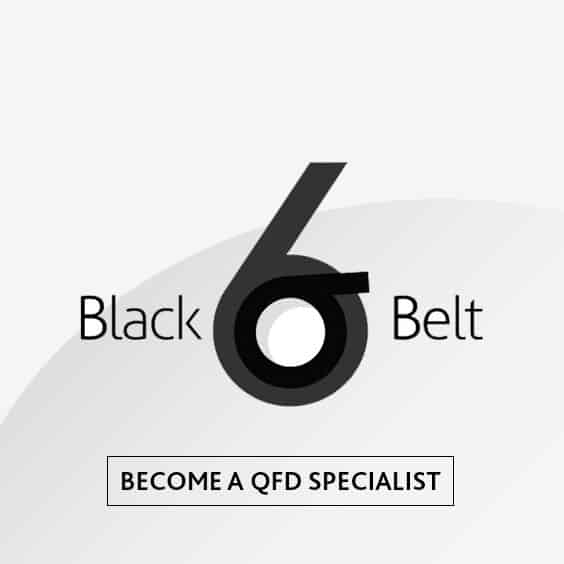 Six Sigma Black Belt: Become a QFD Specialist