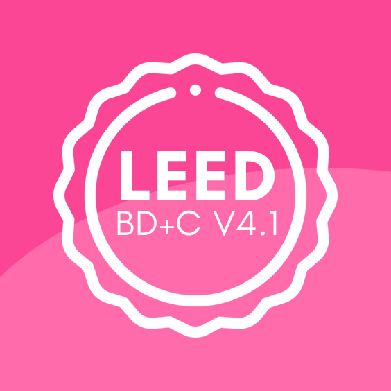 LEED Vol 4.1 – Building Design + Construction (2020 Update)