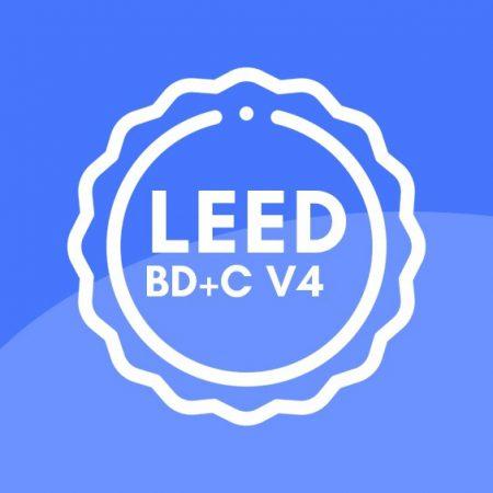 LEED Vol 4 – Building Design + Construction